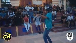Métrico vs Genético (8vos / Sangre de Campeones)│Colectivo Freestyle Tumbes / Hip Hop CorRAPles