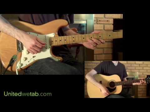 Santana - Put Your Lights On Guitar Cover - YouTube