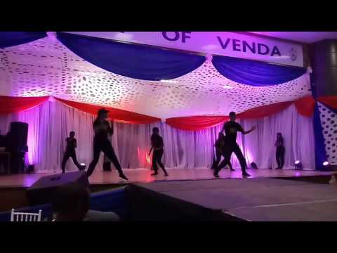 Electro General Dance Crew : Univen Miss Schools 2017 | Chereograph by Junior Mulaudzi