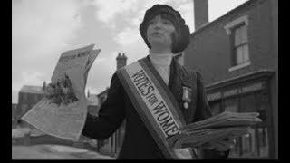 'Deeds Not Words' - Forgotten Birmingham Suffragettes And Suffragists