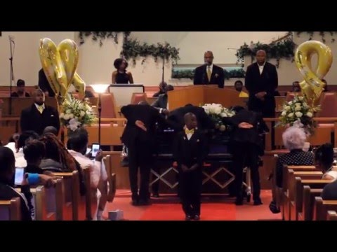 Dallas and Davis Funeral Services  In Loving Memory of Takeiria Williams TEAMKEKE