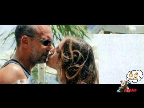 Biagio Antonacci e Paola Cardinale, passione a Formentera per i 10 anni d'amore