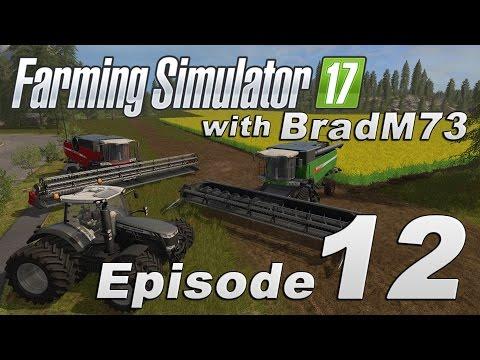 Farming Simulator 17 - Let's Play! - Episode 12 - Expanding the farm!