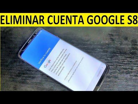 Quitar Cuenta A Cualquier Samsung Galaxy S8 Y S8 Plus 2017!! 100% Efectivo  by ALFRED PRO