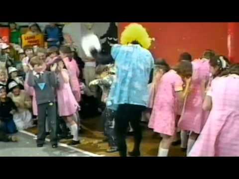St Winifred's School Choir on Tiswas