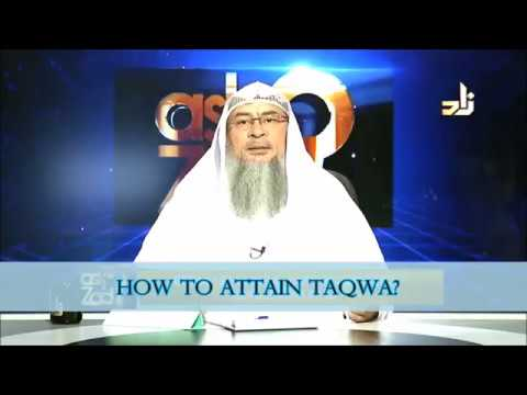 How to attain Taqwa? - Sheikh Assim Al Hakeem