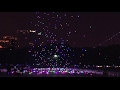 1,000 drones glittering in sky for Chinese lantern festival set Guinness record