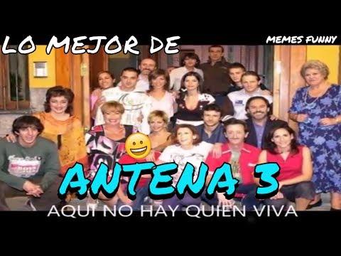 LAS MEJORES SERIES Y LOS PROGRAMAS DE ANTENA 3 (Atresmedia),LO MAS RECORDADO DE LA CADENA ESPAÑOLA.