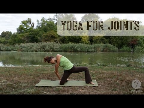 Yoga for Joints' Health: Folding Canvas (open level)