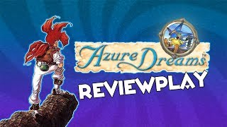 """MY ALL TIME FAVOURITE  VIDEO GAME"" - Azure Dreams [PSX] Reviewplay"