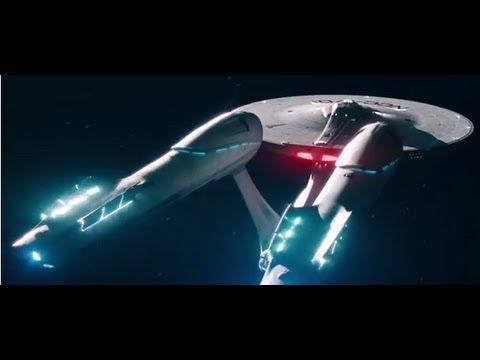 Why Is My Wallpaper Falling Off Star Trek Into Darkness Opening Enterprise Take Off Scene