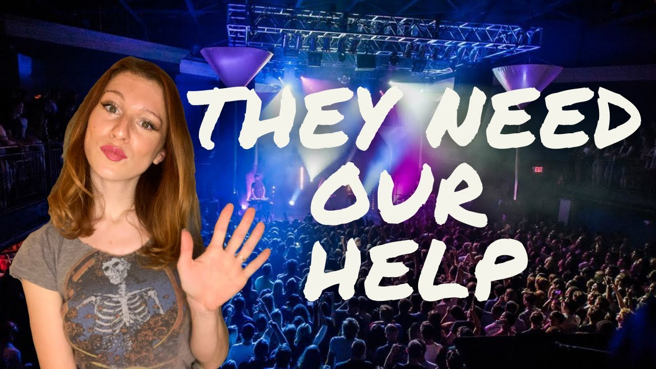 5 WAYS TO SAVE LOCAL MUSIC VENUES