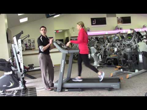 Horizon T101 Treadmill - 2nd Wind Exercise Equipment