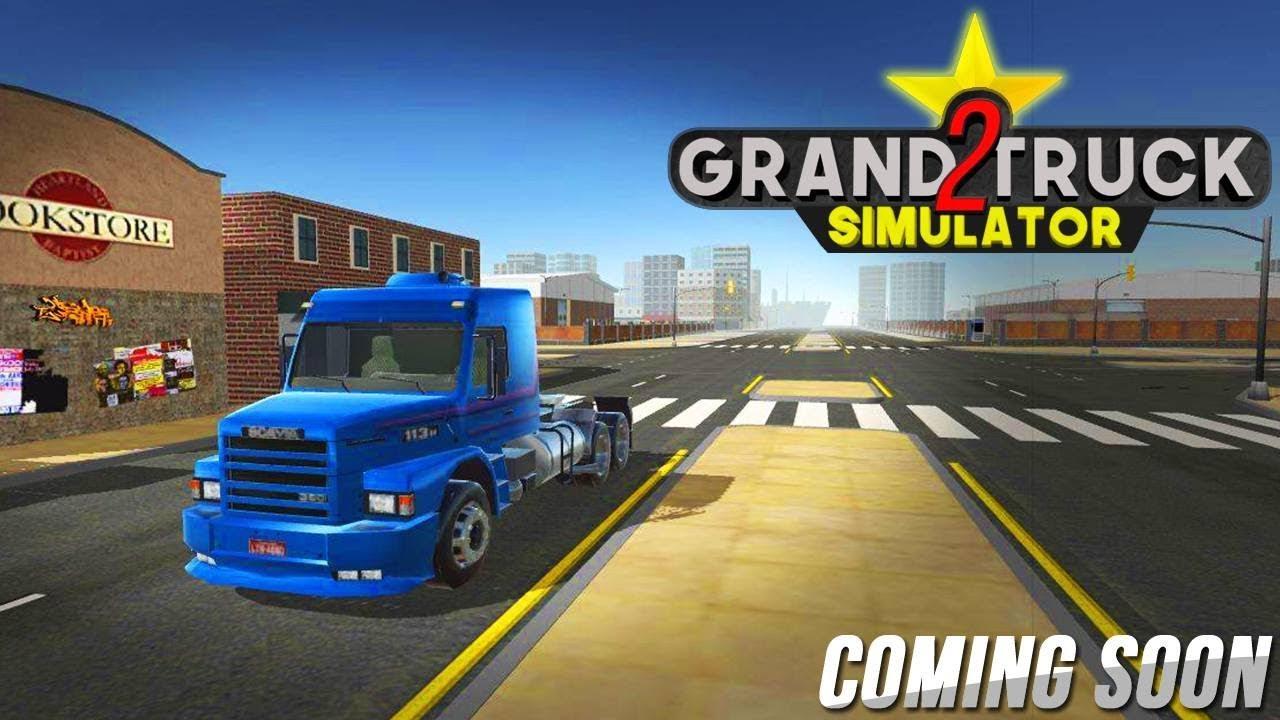 Resultado de imagem para Grand Truck Simulator 2