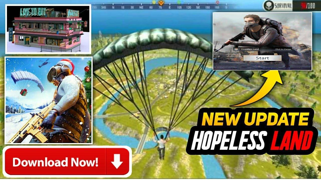 Hopeless land new Update | Hopeless land update | hopeless land