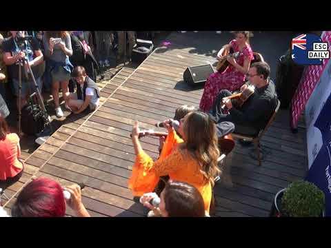 Jessica Mauboy - Fallin' (acoustic fado version live in Lisbon)