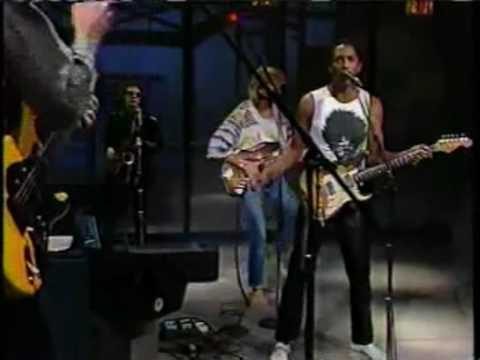 """Hiram Bullock """"Funky Broadway"""" 1986 www.hirambullock.com"""