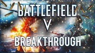 BATTLEFIELD 5 - Breakthrough (Battlefield V Multiplayer Gameplay)