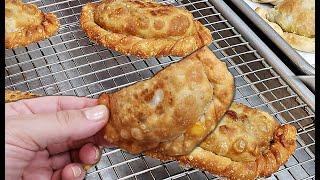 Beef and Cheese Empanadas Recipe   How To Make Empanada Dough From Scratch