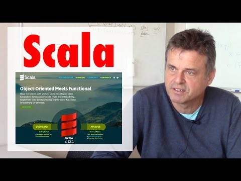 Scala (ft. Martin Odersky)