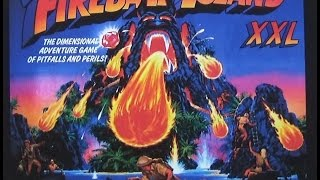 news Total Board Game - intervista l'isola di fuoco XXL