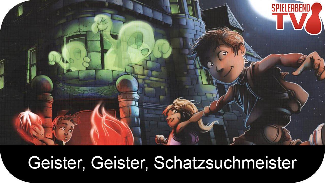 Geister Schatzsuchmeister