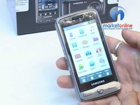 Telefon mobil Samsung M8800 Pixon