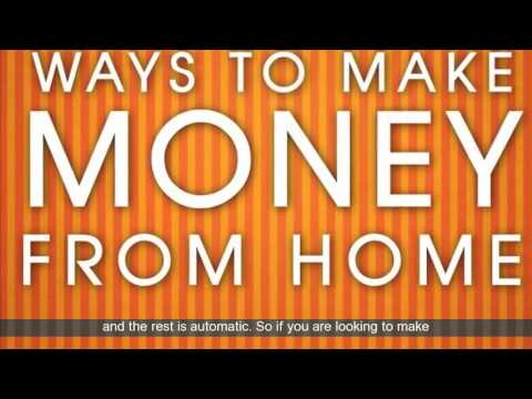 Work And Earn Money From Home Singapore