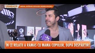 În ce relații a rămas Doru Todoruț cu mama copiilor săi, după divorț