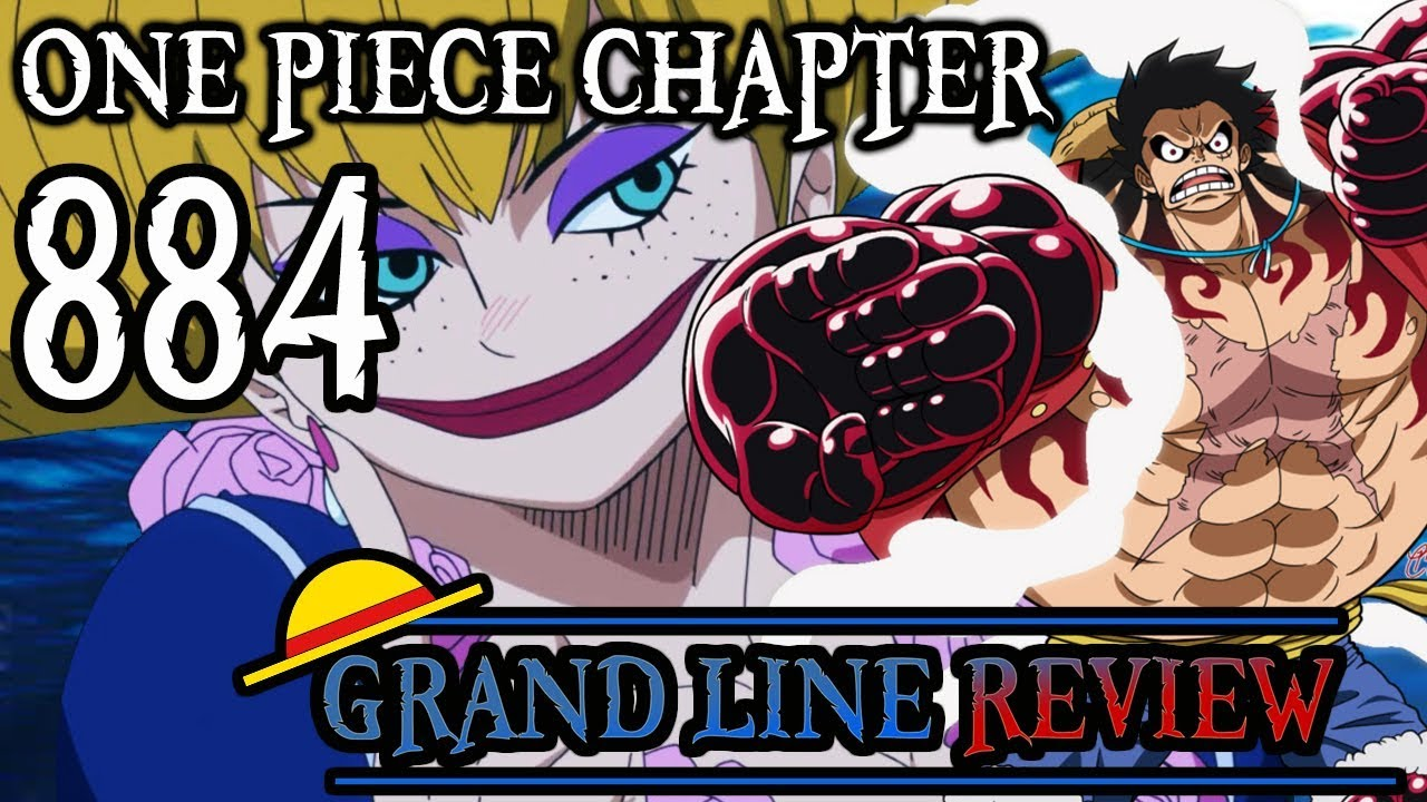 One Piece 884