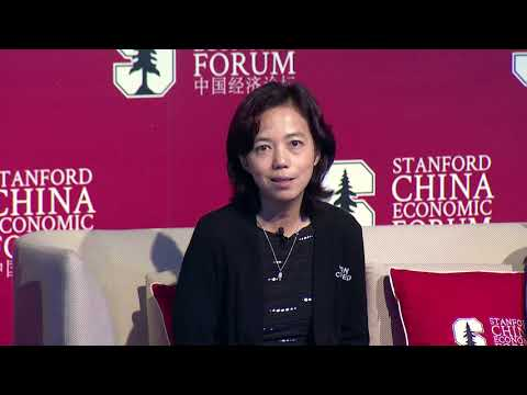 Stanford China Economic Forum: The Technology and AI Session