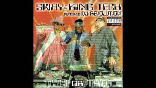 Sway & King Tech   3 To The Dome Feat  Big Daddy Kane, Chino XL & Kool G Rap