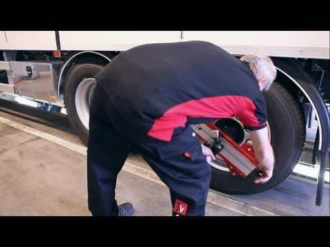josam cv liner measuring 6x2 truck sd youtube