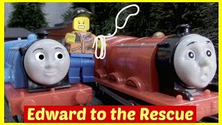 Thomas and Friends Accidents Will Happen Toy Train Thomas the Tank Engine Full Episodes Edward