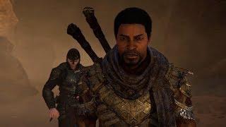 BARANOR'S MERCENARY WAR! - Desolation of Mordor DLC - Middle Earth: Shadow of War #1