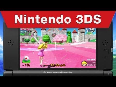 Nintendo 3DS - Mario Golf: World Tour Launch Trailer