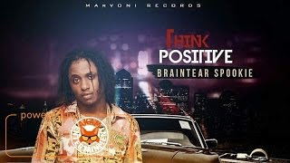 Braintear Spookie - Think Positive - March 2017