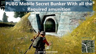 PUBG mobile game Starter and a Secret Bunker