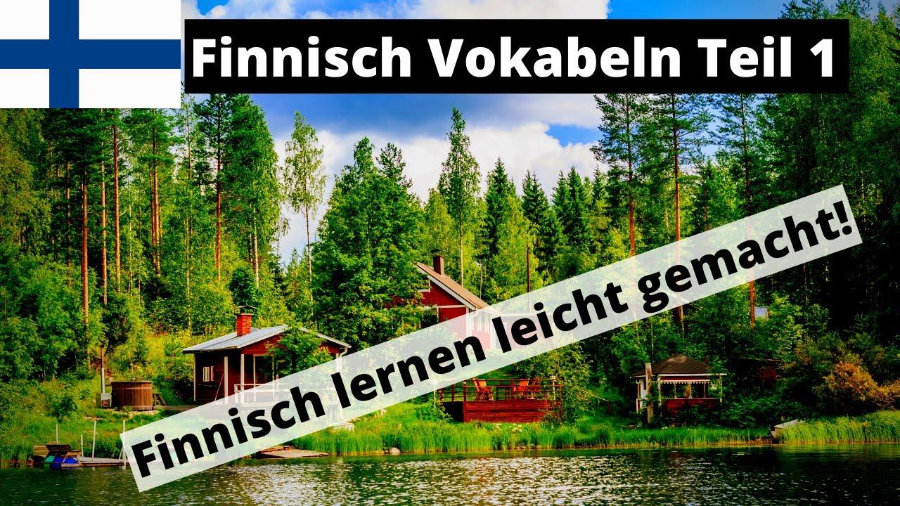 Deutsch Finnisch