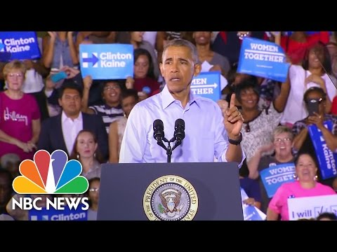 See President Obama Calls Out Republicans!