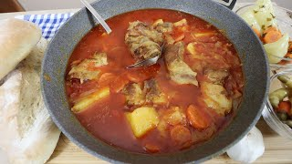 RECIPE FOR THE BEST COOKED DISH EVER - try this stew once, you will always prepare it