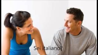 LEZIONE 1 - Ciao, come ti chiami?
