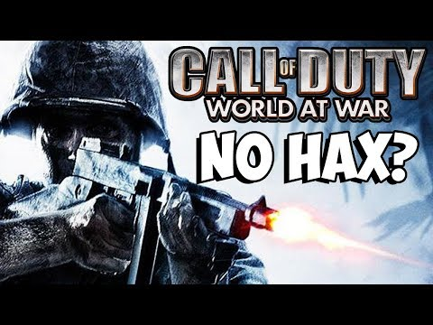 Is Online Completely Hacked for Call of Duty: World at War? thumbnail