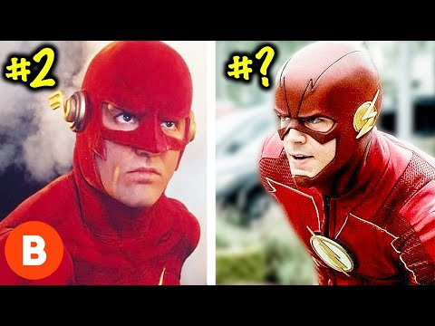 10 Best Actors Who Played The Flash Ranked