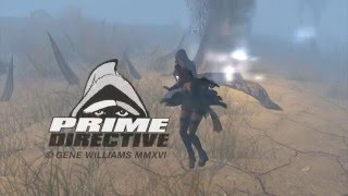 Gene Williams' - Prime Directive (Second Life Machinima)