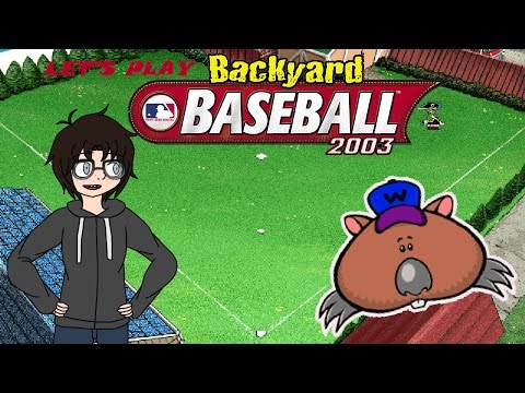 Backyard Baseball 2003 Part 5 Not much to say - YouTube