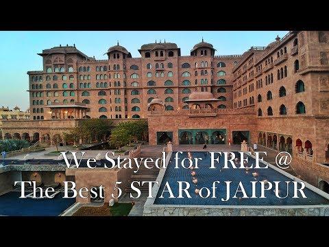 Fairmont Jaipur | Best 5 Star Hotel Of JAIPUR