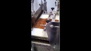 Pestil Köme Kesme Makinesi