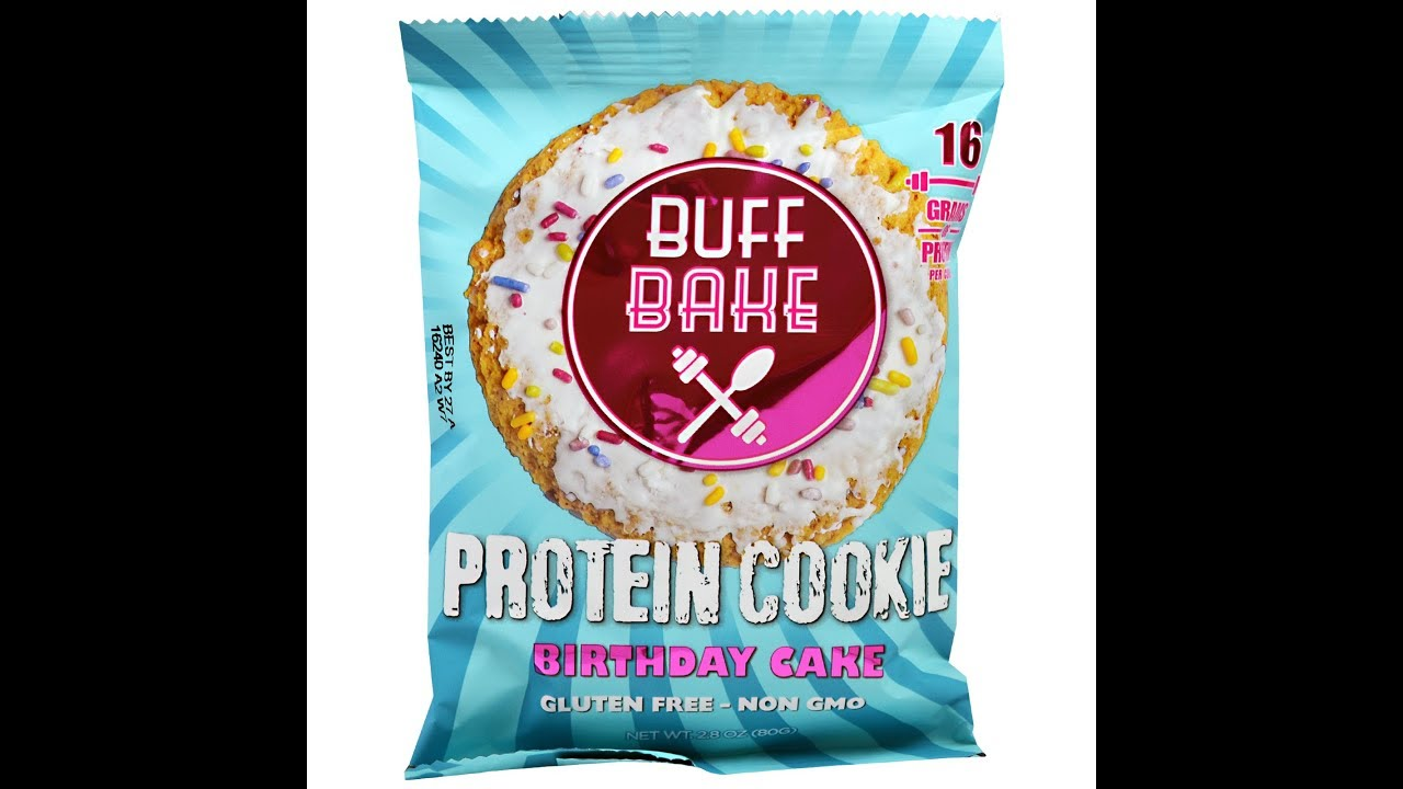 Honest Reviews Buff Bake Protein Cookie