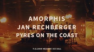 AMORPHIS Jan Rechberger Drumcam 'Pyres on the Coast' / 7.12.2019 Helsinki Ice Hall